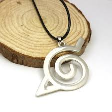 naruto pendant necklace images Free shipping trendy fashion new naruto pendant necklace double jpg