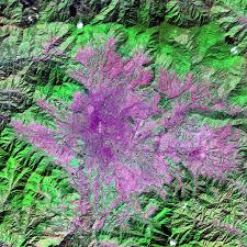 Kathmandu Nepal Map by Map Gallery Sedac