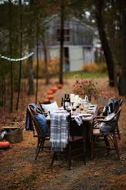 8 tips for hosting thanksgiving outdoors domino