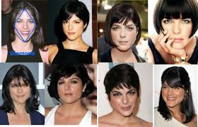 haircut for pear shaped face best hairstyles for your face shape oval face shape