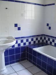 Carrelage Salle De Bain Blanc by Salle De Bain Carrelage Bleu U2013 Chaios Com