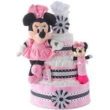 diper cake minnie mouse cake