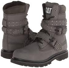 womens caterpillar boots size 9 s caterpillar womens boot 9 m in shadow