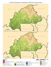The Sahel Map Land Cover Applications And Global Change
