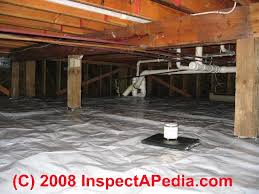 What To Put On Basement Floor by The Significance U0026 Treatment Of Mold On Dirt In Crawl Spaces