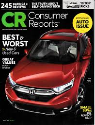 consumer reports annual auto issue april 2017 editors of consumer reports annual auto issue april 2017 editors of consumer reports amazon com books