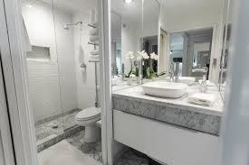 bathroom walk in shower without door doorless walk in shower