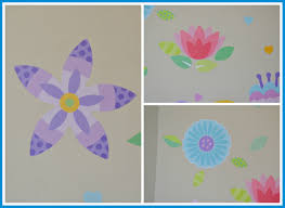 bright star kids funky flower wall stickers review miss frugal bright star kids funky flower wall stickers review