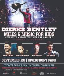 dierks bentley kids dierks bentley past tour dates