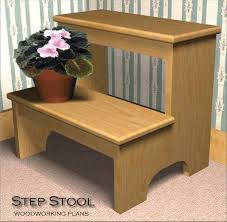 Free Woodworking Plans Writing Desk by Fine Woodworking Step Stool Plans Plans Diy Free Download Plans To