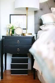 headboard dresser wood mirrored nightstand bed frame nightstand