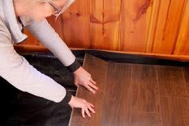 Vapor Barrier Laminate Flooring The Yellow Cape Cod Diy Installing Click Laminate Floors At The