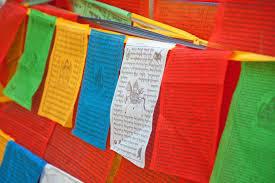 Diy Prayer Flags Feng Shui Ideas