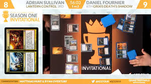 Invitational Cards Mtg Daniel Fournier Moving On To The Scg Roanoke Semis With A Creative
