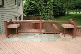 Patio Decking Designs by Stone Patio Images Wood Deck With Patio Stone Design Small Decks