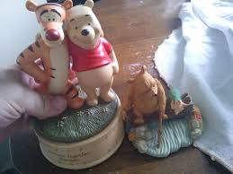 best classic pooh ornaments pooh and tigger is a wind up