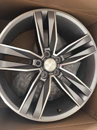 stock camaro rims 4 factory 2016 chevrolet camaro 20 oem wheels lt ss rims auto