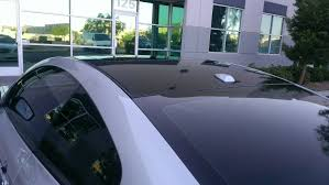 white lexus with black roof infiniti g35 gloss black roof u2014 incognito wraps