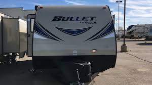 Bullet Travel Trailer Floor Plans by 2017 Keystone Bullet 243bhs New Travel Trailer For Sale