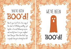 You Ve Been Boozed Halloween Poem You Ve Been Boo D Graphic Jpg Boo Your Neighbors Bedtime