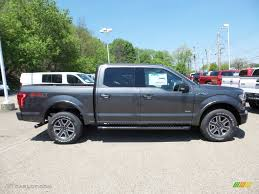 ford f150 xlt colors 2015 magnetic metallic ford f150 lariat supercrew 4x4 103784183