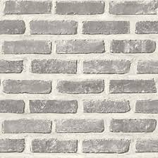 graham u0026 brown charcoal stone wall wallpaper departments diy