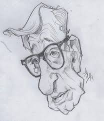 112 best woody allen caricature collection images on pinterest