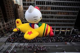 90th macy s thanksgiving day parade floats through nyc nbc news