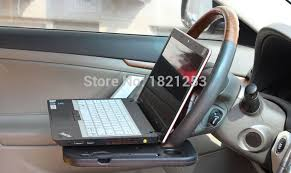 Computer Desk For Car Car Computer Desk Car Steering Wheel Table Vehicular Dining Table