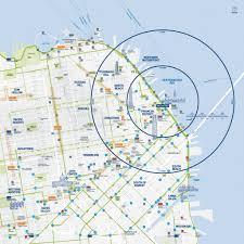 San Francisco Bike Map Marco Berends Gobike