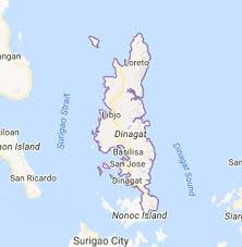san jose dinagat island map earthquake monitoring device installed in dinagat island manila