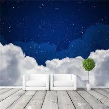 Night Sky Wallpaper Galaxy Wallpaper 3d Charming Clouds