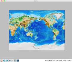 Map With Longitude And Latitude Qingkai U0027s Blog Python Display Latitude Longitude On Basemap When