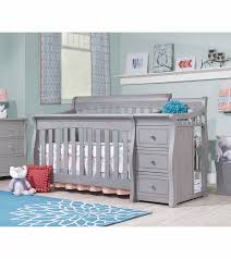 Tuscany Convertible Crib Sorelle Tuscany 4 In 1 Convertible Crib Combo In Weathered Gray