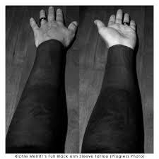 blackwork tattoos blackwork black sleeve and
