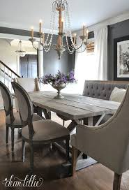 chic dining room sets gray dining room set jcemeralds co