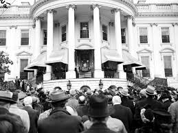 Fdr Oval Office by Life At The White House Business Insider