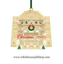 White House Christmas Ornaments Collection by 2005 White House Ornament Eisenhower Executive Office Building