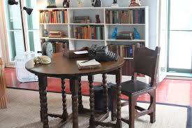 Hemingway Desk Growing My Writing The Expressible Café