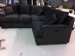 Black Sectional Sofas Plush Sectional Sofas 50 With Additional Sofa Room Ideas With
