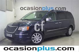 used chrysler grand voyager cars spain