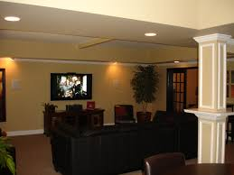 low basement ceiling ideas home design