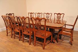 Chippendale Dining Room Set by Victorian Dining Sets