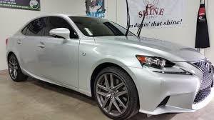 lexus is 350 san diego time to shine premium auto detailing san diego cquartz uk