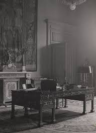 bureau des finances palais du louvre aile richelieu cabinet du ministre bureau empire