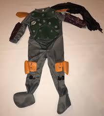 Boba Fett Halloween Costume Star Wars Boba Fett Halloween Costume Boys Similar