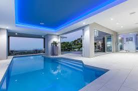 luxury pool room modern indoor pool luxury house brisbane
