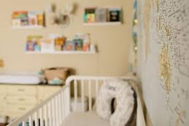 travel the world nursery design captured in his image