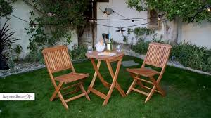 Small Outdoor Table by How To Make The Most Of A Small Outdoor Space Youtube