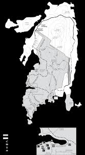 Iah Map Isle Au Haut Acadia National Park U S National Park Service